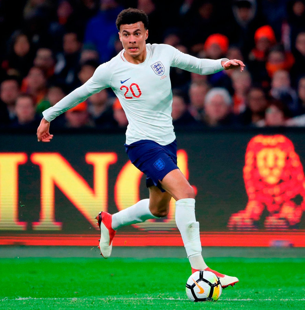 Dele Alii has reached stage two of the prodigy's development, when the initial buzz subsides and the serious business of building a career begins's. Photo: Nick Potts/PA