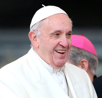 Pope Francis. Photo: Tony Gentile/Reuters