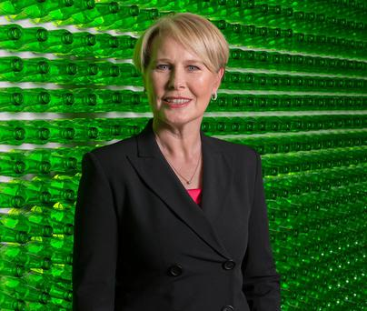 Maggie Timoney, managing director, Heineken Ireland. Photo: Michael Mac Sweeney/Provision