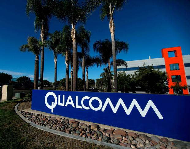 Qualcomm campus in San Diego, California. Photo: Mike Blake/Reuters