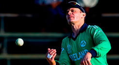 William Porterfield has been excellent with the bat. Photo: Sportsfile