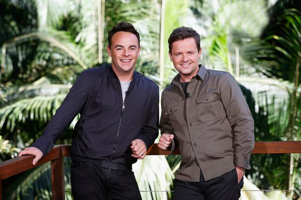 Ant McPartlin and Dec Donnelly on 'I'm A Celebrity, Get Me Out Of Here'. McPartlin has said he is taking time out from his TV commitments