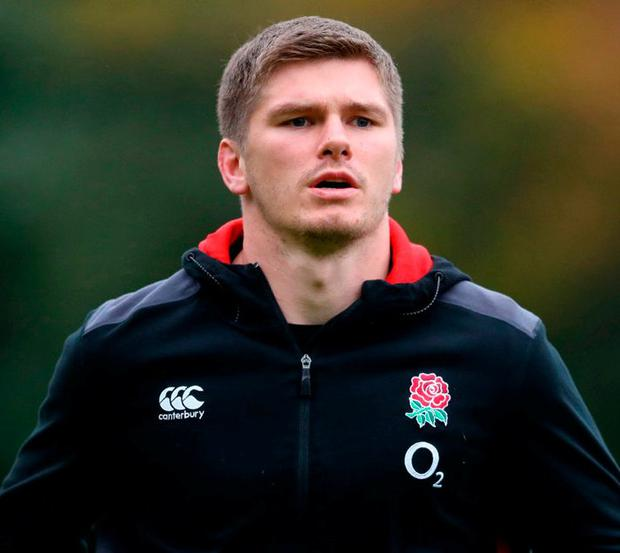 England's Alec Hepburn to make first worldwide start against South Africa