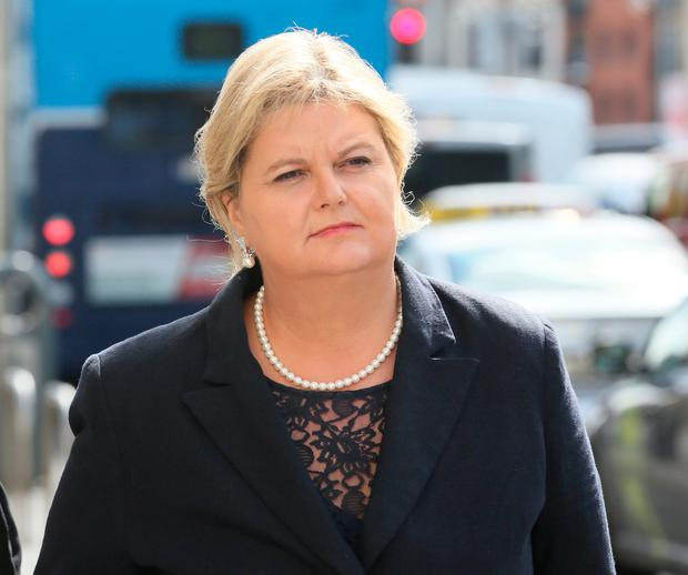 Former Rehab boss Angela Kerins, who is waiting on a Supreme Court appeal verdict