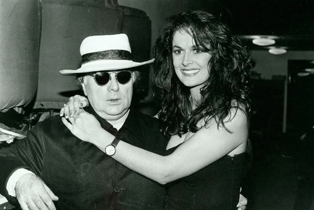 Van Morrison says he is glad that his protracted divorce from his Michelle Rocca has concluded