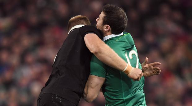 World Rugby has been asked to consider reducing the height of the tackle to help prevent head injuries