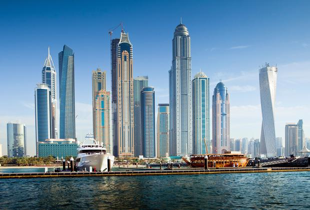 Fancy working in Dubai for a year?