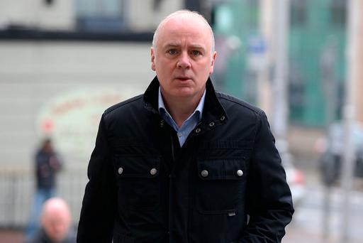David Drumm denies conspiring to defraud investors. Photo: Collins Courts