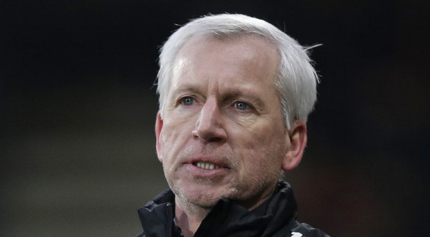 West Brom manager Alan Pardew Photo: Getty Images