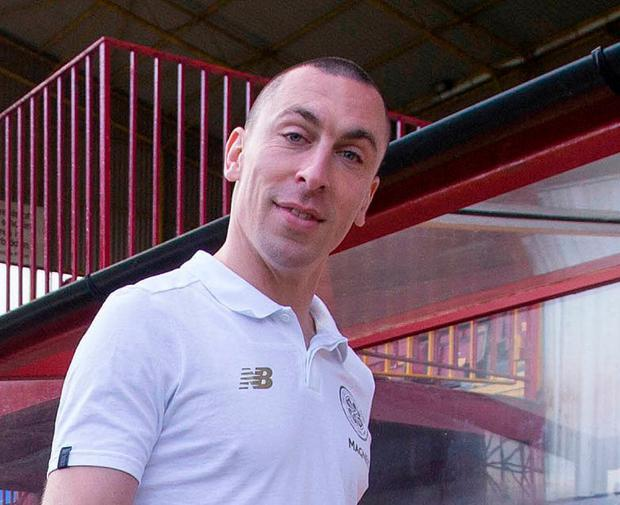 Celtic's Scott Brown. Photo: Jeff Holmes/PA Wire
