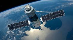 China's Tiangong-1 space lab to fall to Earth this weekend. Photo: ESA