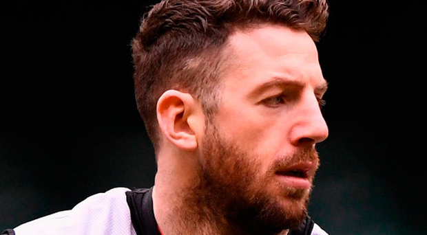 Wales wing Alex Cuthbert. Photo: Getty Images