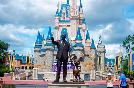 The family were planning a dream holiday to Disney World Florida Photo: Google Maps
