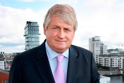 Businessman Denis O'Brien has called on 'The Irish Times' to answer his queries. Photo: Tony Gavin