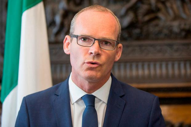 'Coveney took on a battle too many by trying to force a 'super majority' on abortion vote.' Photo: Mark Condren