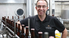 Seamus O'Hara founded Carlow Brewing Company in 1996.
