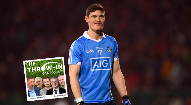 Diarmuid Connolly has been absent from Dublin's last three squads
