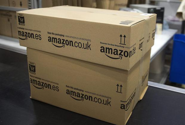 Amazon fell more than 5pc after reports that President Donald Trump was looking to target the company by changing its tax treatment. Photo: Bloomberg