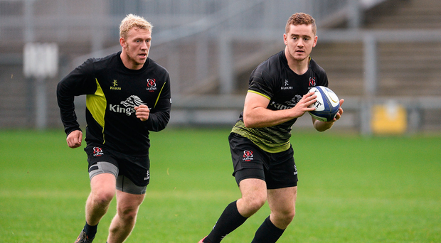 Paddy Jackson and Stuart Olding 'deeply disappointed' after IRFU 'revoke' rugby contracts