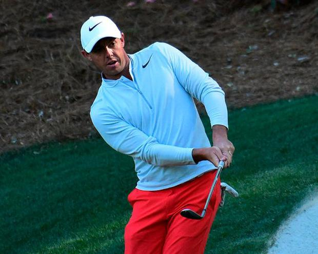 Rory McIlroy has experienced highs and lows in his Masters career but has his sights set firmly on a Green Jacket. Photo: Harry How/Getty Images