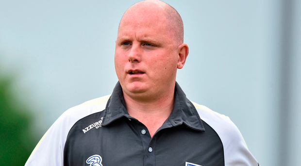 Waterford manager Tom McGlinchey. Photo: Matt Browne/Sportsfile