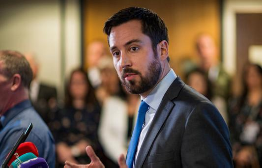 Eoghan Murphy. Photo: Doug O'Connor