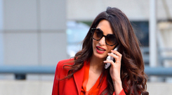 Amal Clooney has joined the legal team representing two Reuters reporters jailed by the Myanmar authorities. Photo: Robert Kamau/GC Images