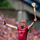 3 September 2017; Jonathan Glynn of Galway during the GAA Hurling All-Ireland Senior Championship Final match between Galway and Waterford at Croke Park in Dublin. Photo by Ramsey Cardy/Sportsfile