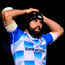 3 November 2017; Scott Fardy of Leinster in the final moments of their defeat in the Guinness PRO14 Round 8 match between Glasgow Warriors and Leinster at Scotstoun in Glasgow, Scotland. Photo by Ramsey Cardy/Sportsfile