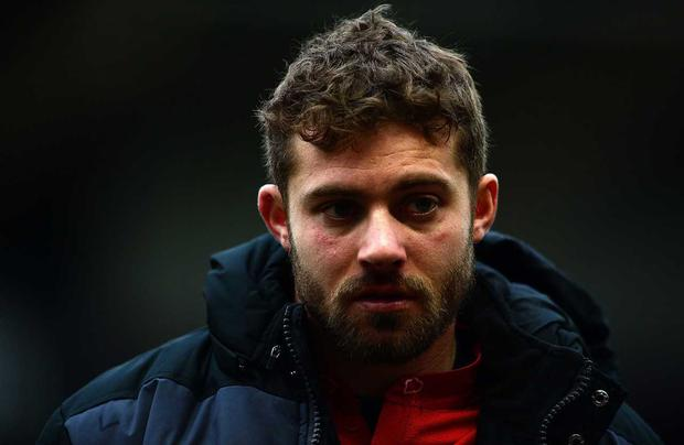 Lee Halfpenny fired Scarlets to victory