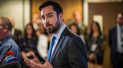 Eoghan Murphy is facing crisis