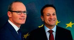Simon Coveney changed his mind about the Eighth Amendment, while Leo Varadkar decided to dump his 'spin unit'