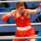 Jason Quigley. Photo: Sportsfile