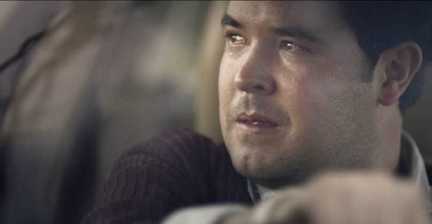 Emmet Kelly as Sean in a still from Lost Memories, directed by Eamonn Murphy