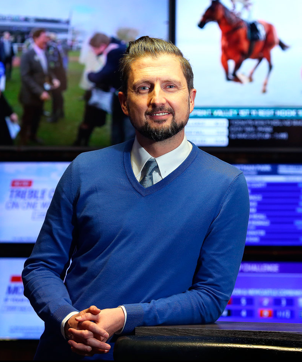 Boylesports CEO Conor Gray. Photo: David Conachy