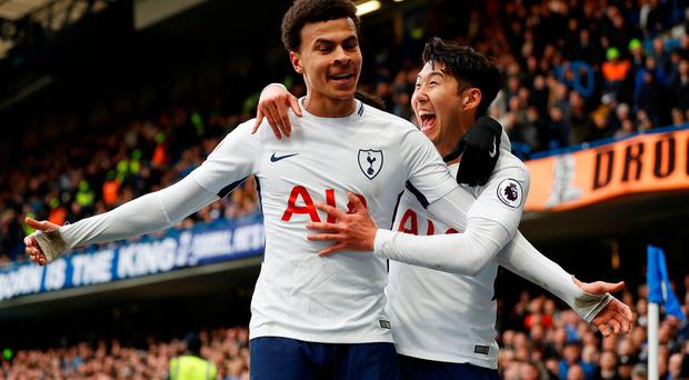 Tottenham Beat Chelsea To Break 28 Years Jinx