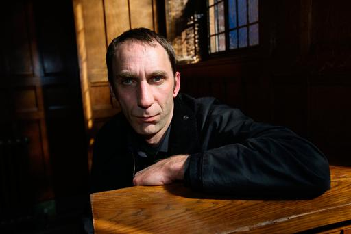 Author Will Self... 'the novel is doomed'. Photo: Tony Gavin