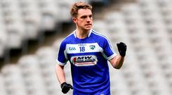 Munnelly insists that playing for Laois will be top of his list for as long as he's wanted. Photo: David Fitzgerald/Sportsfile