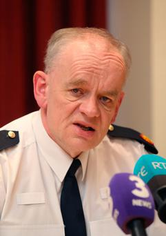 Assistant Commissioner John O'Driscoll warned the gangs