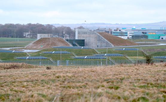 15/03/18 of a general view of Porton Down Science Campus in Wiltshire. PA Wire