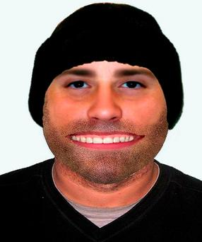 Undated handout e-fit photo issued by Warwickshire Police, which has been released in order to try and catch two burglars who managed to get into a house on Hertford Place, Stratford-upon-Avon, by distracting a woman in her 40s. Warwickshire Police/PA Wire