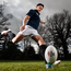 Joey Carbery at the launch of Avonmore Protein Milk's 'You've Got This' campaign, which will highlight the hard work, dedication and sacrifice top athletes make to reach their goals by telling the Leinster and Ireland player's story. Photo: INPHO