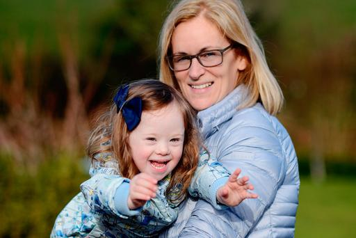 Sinéad McBreen and little Grace (3)
