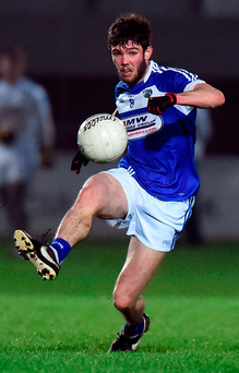 Danny O'Reilly of Laois. Photo: Sportsfile