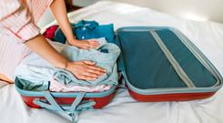 Pack and go: Lost or stolen possessions are generally covered
