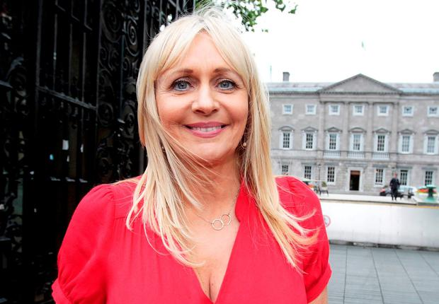 Miriam O'Callaghan. Photo: Tom Burke