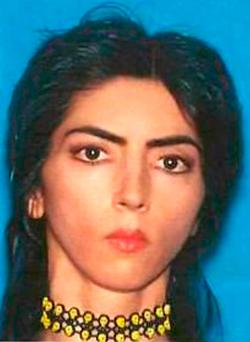 Nasim Aghdam opened fire with a gun at YouTube before apparently turning the weapon on herself. Photo: San Bruno Police Department/PA Wire