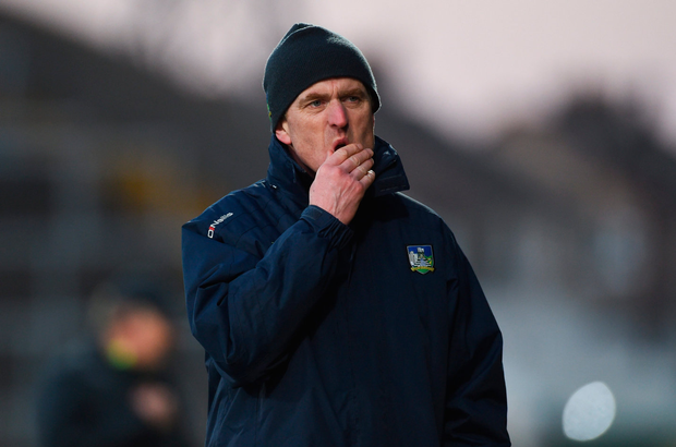 With a round-robin series in play in Munster, Limerick face a hectic schedule this summer and Kiely has cast the net wide as he looks to add depth to his squad – a total of 31 players have seen action so far this year. Photo: Sportsfile