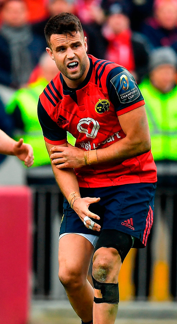 Munster's Conor Murray. Photo: Sportsfile