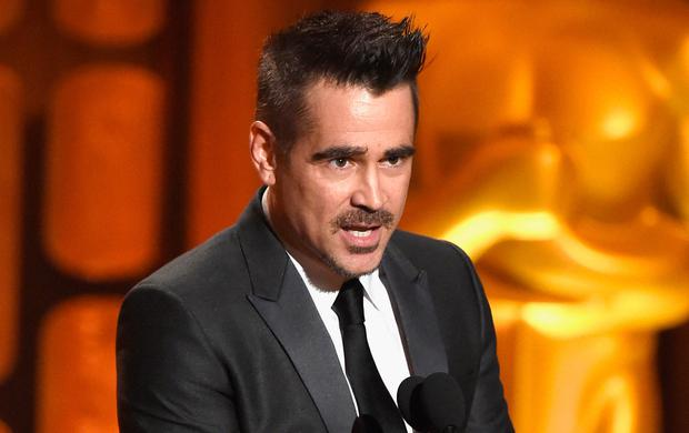 Colin Farrell checked into the clinic as a 'precautionary step'. Photo: Getty
